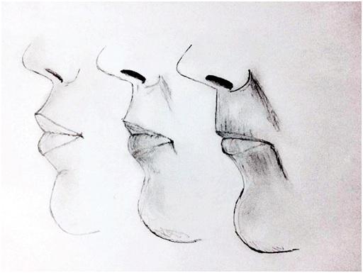 Preenchimento dos lábios
