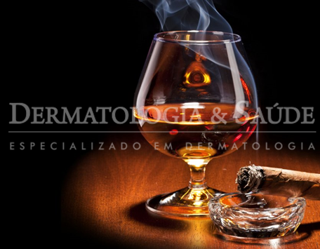 4.Bebida alcoólica e tabagismo não combinam com psoríase