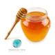 Receita caseira : mel para tratamento de dermatite seborreica